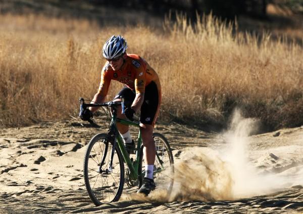 Cyclocross-Brad Morgan, 38, of  Belgrade