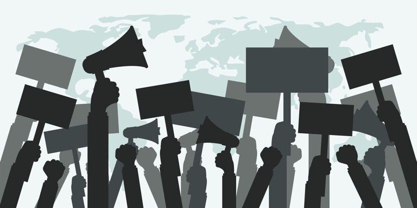polarization illustration