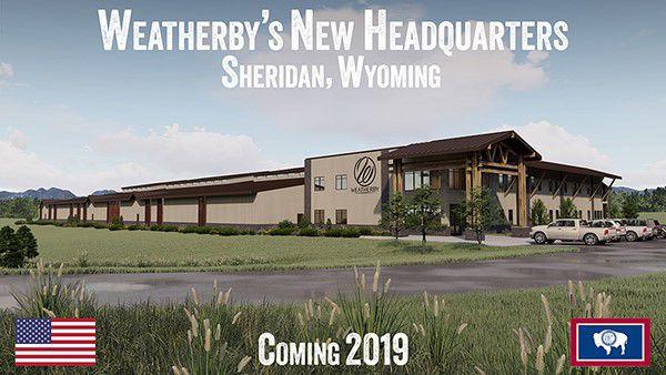 Coming to Sheridan, Wyoming