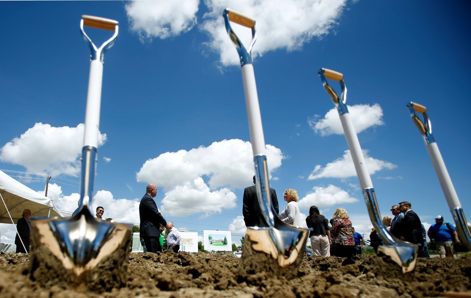 Officials break ground in Billings on Montana's first freestanding rehab hospital | Billings Gazette