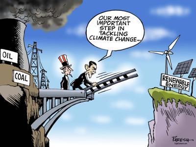 Clean power bridge