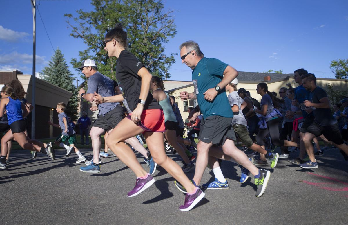 Montana Firefighters Memorial Run