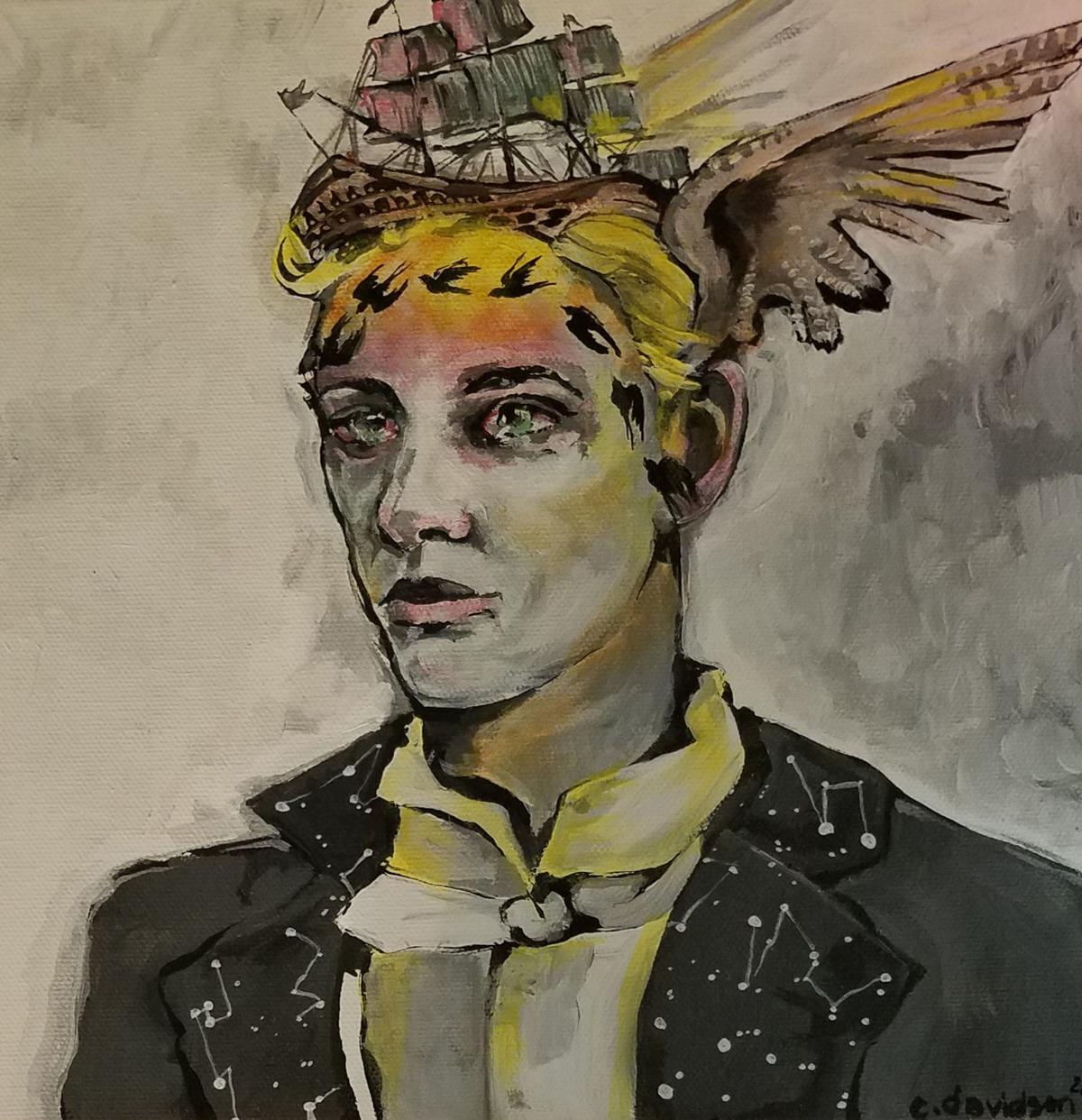 """""""Shiphead"""" by Emily Davidson"""