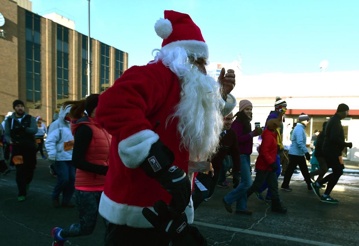 """Santa's Dash for Cash"""