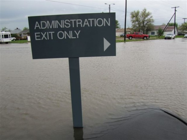 Glasgow flooding