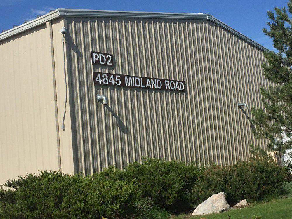 Billings Police Evidence Building