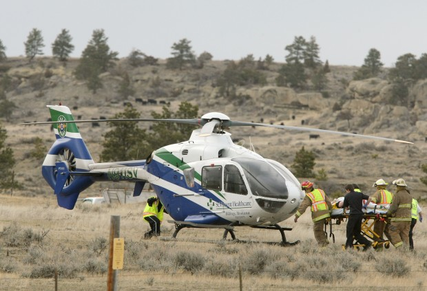 Fatal accident on Highway 87 North