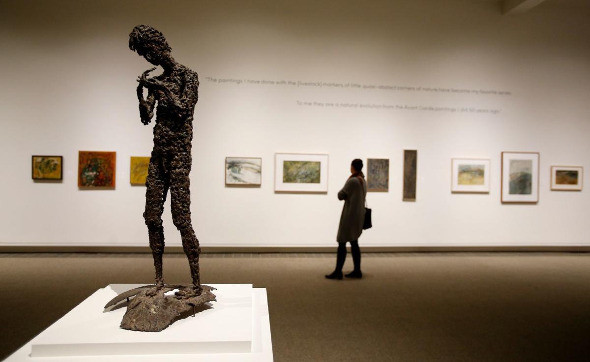 Bill Stockton: Grass Roots Modernist