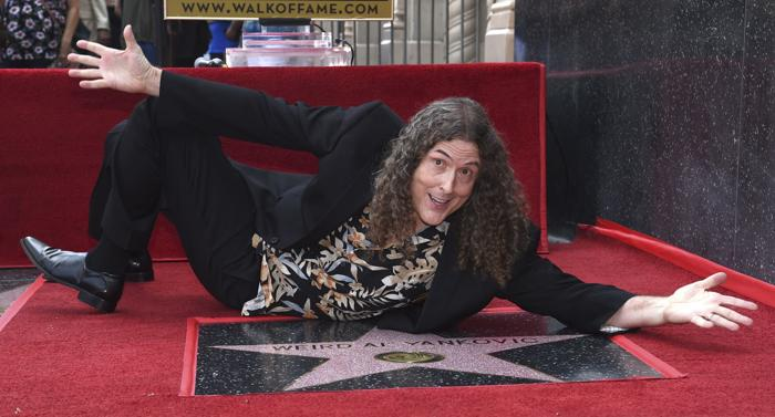 Weird Al and Billings Symphony to make beautiful parody music together