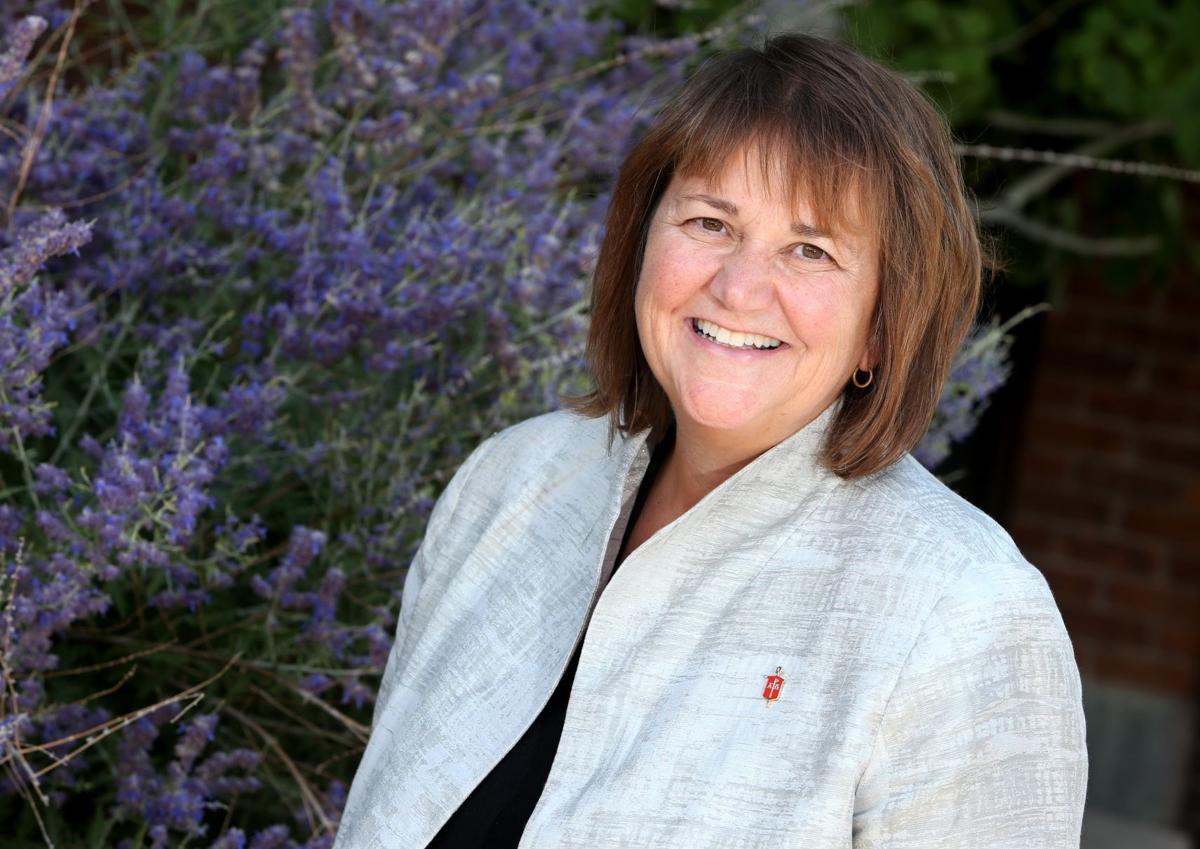The Rev. Karen Oliveto