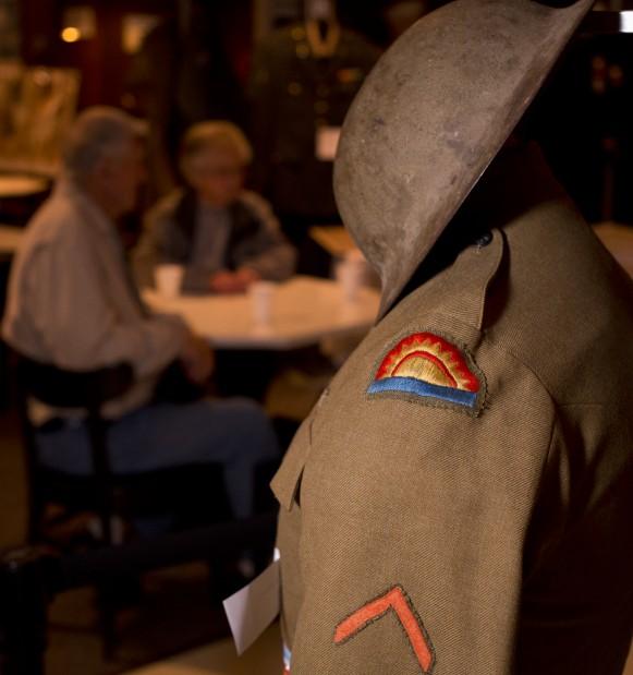 World War I uniform
