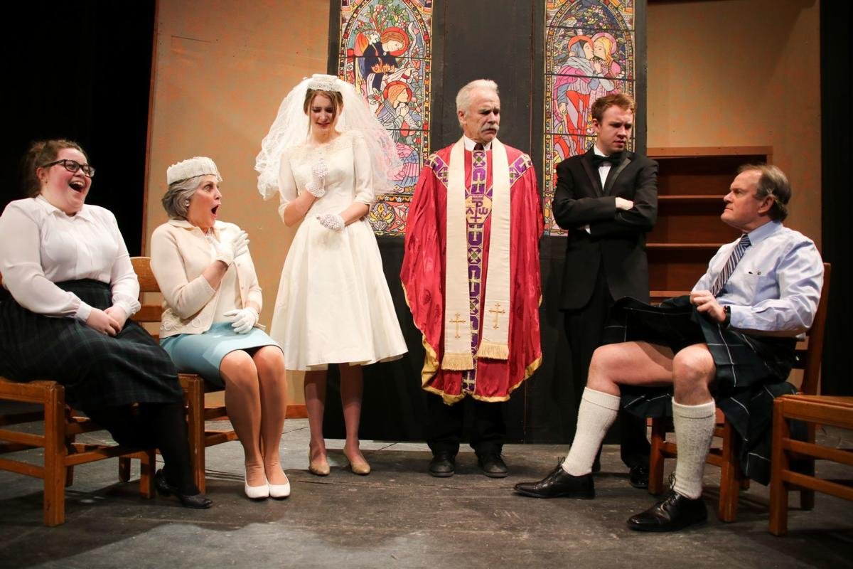 'Be My Baby' at Billings Studio Theatre
