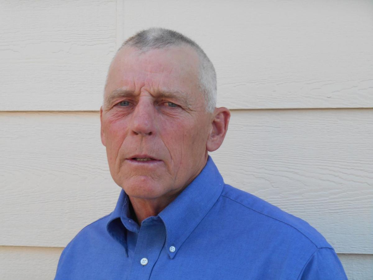 Frank Ewalt, Ward 2 candidate