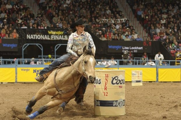 Kusek Column Lockart Home For A While Rodeo News