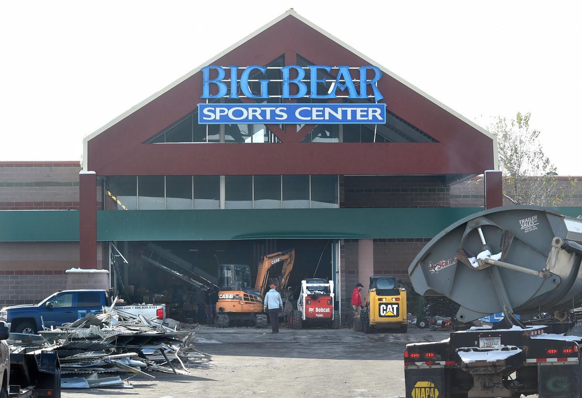 Big Bear construction overview