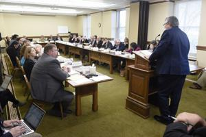 First of governor's tax increases heard as special session opens