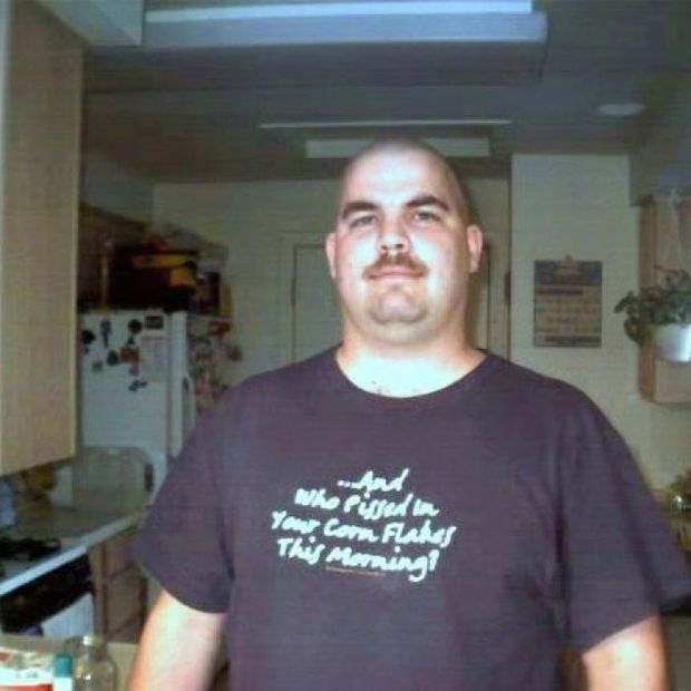 This photo of Kyllian Lott, of Libby, is posted on his Myspace website.