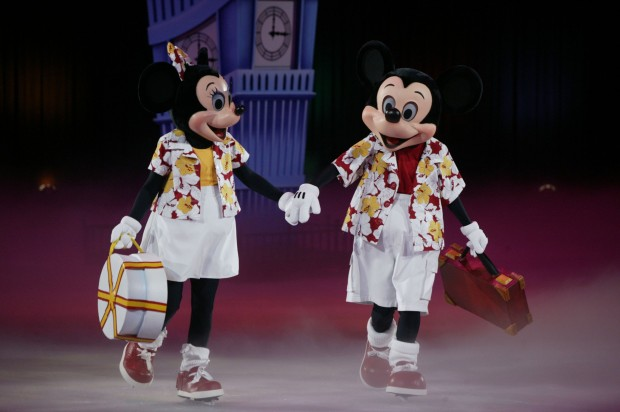 """""""Mickey and Minnie's Magical Journey"""""""