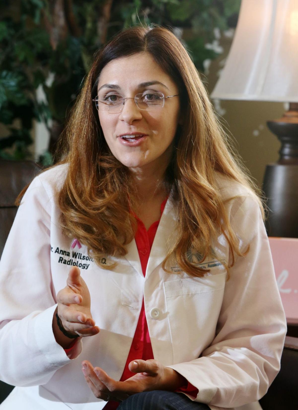 Dr. Anna Wilson