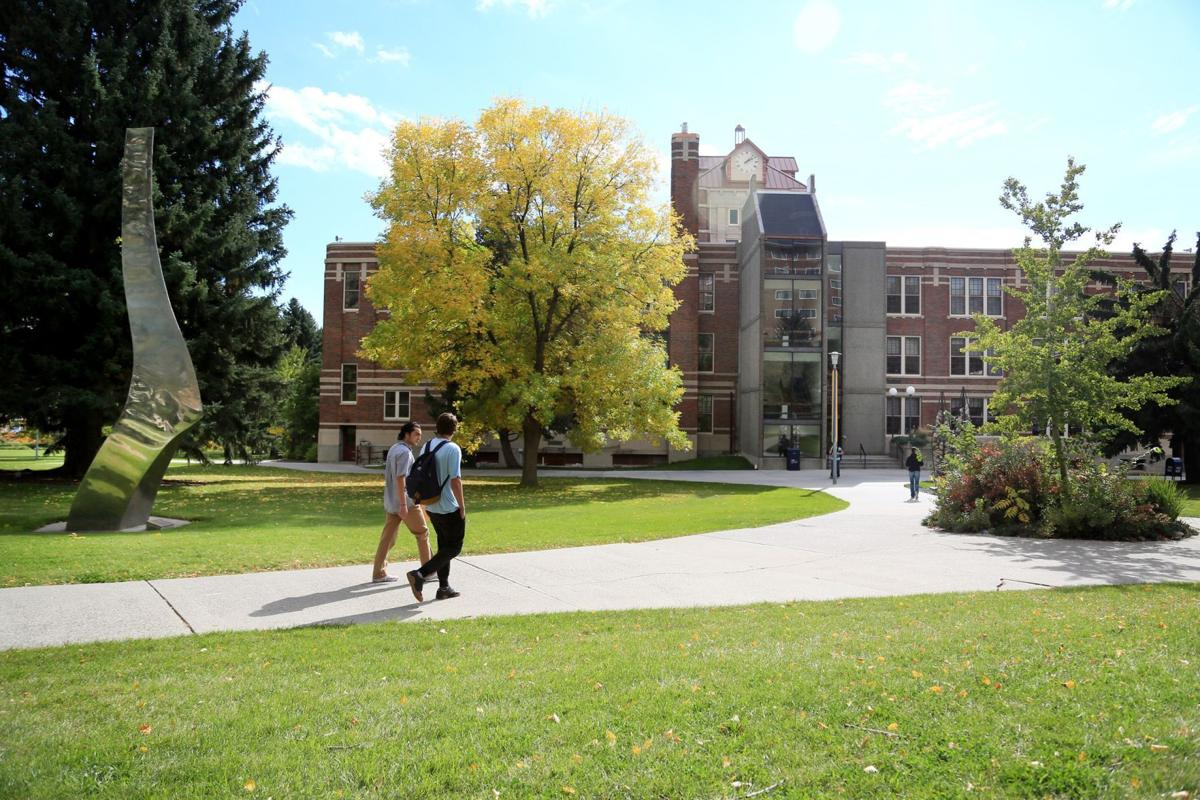 MSUB campus