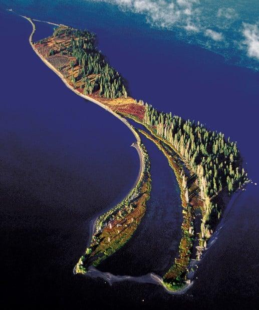 Stevenson Island