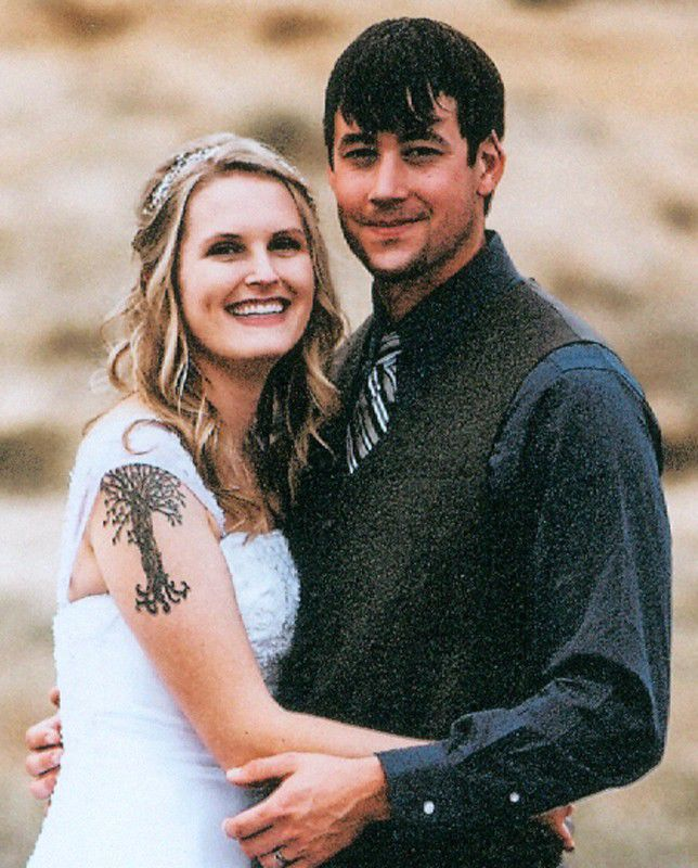 Mallory and Tyler Blair