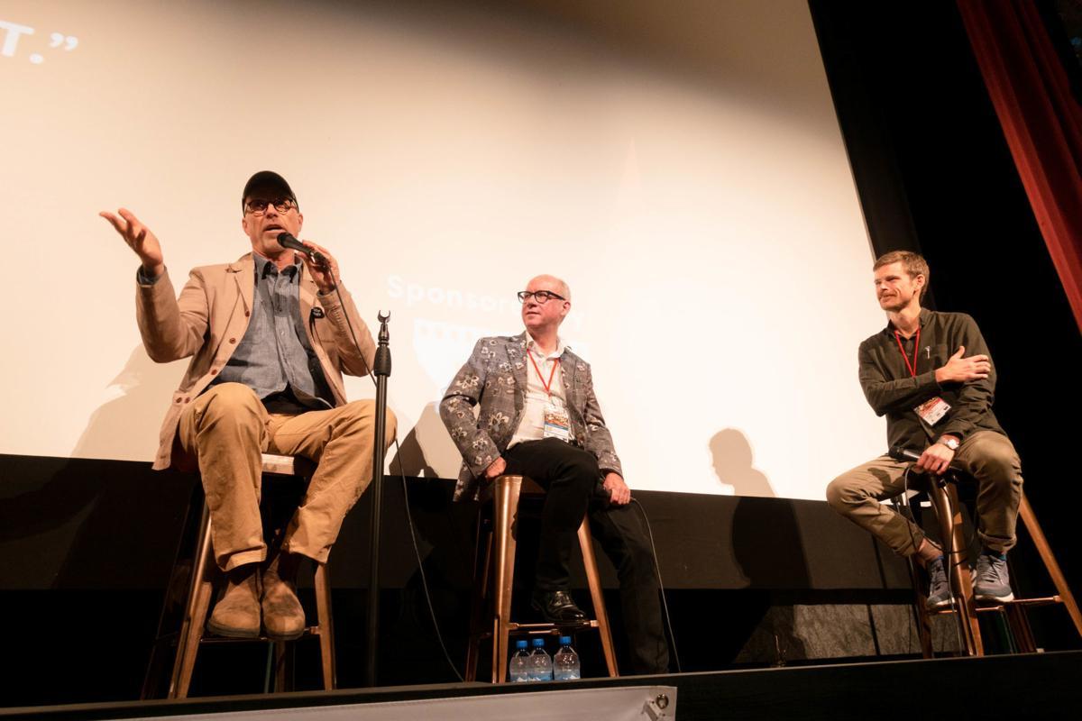 MINT Film Festival panel