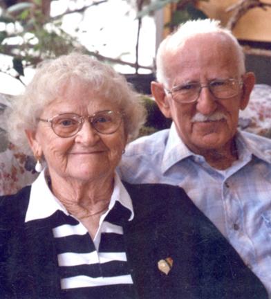 Dorothy and Leonard Ecker today