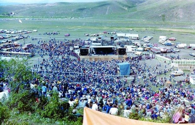 Aber Day Reunion Concert — Aug. 22