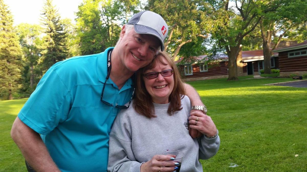 Randy and Lynette Scott