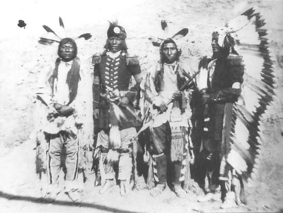 Fate, feuds led Bloody Knife, Custer's close friend, to Battle of the Little Bighorn