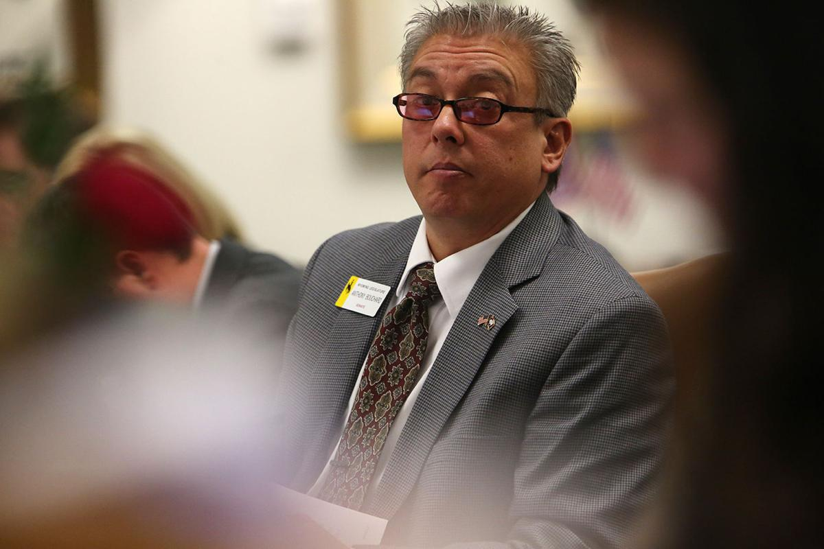 Sen. Anthony Bouchard,