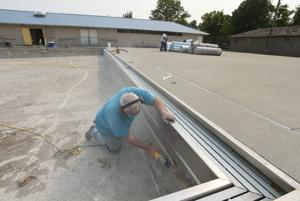 Photo: South Park pool gets a new liner