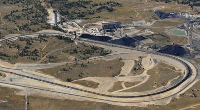 Signal Peak Mine