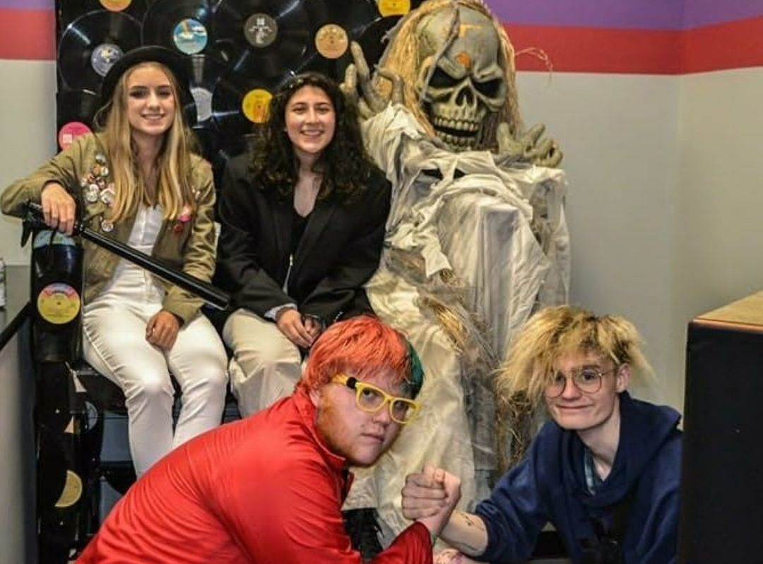 Spooky Fest at Cameron Records