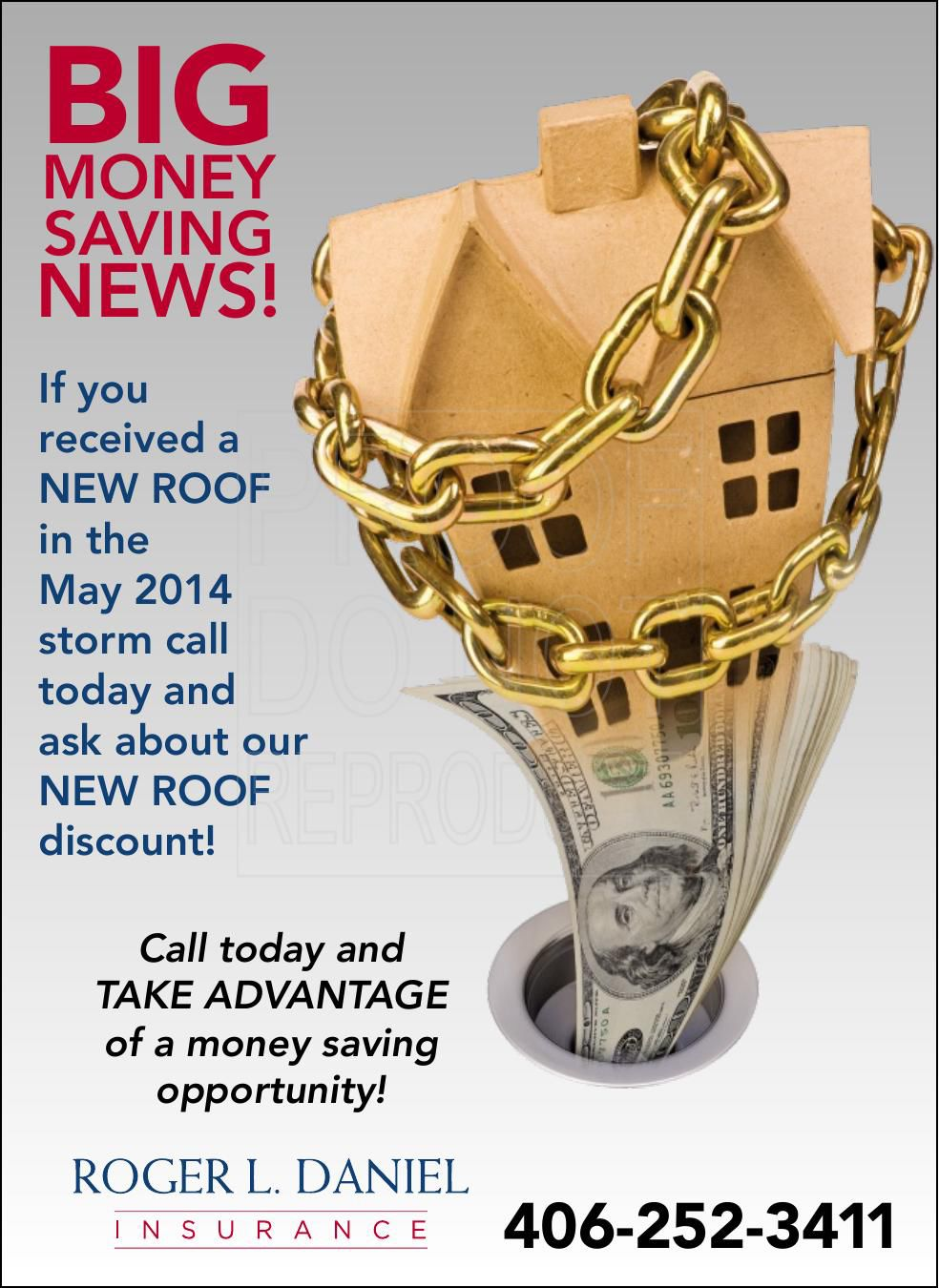 Big Money Saving News!
