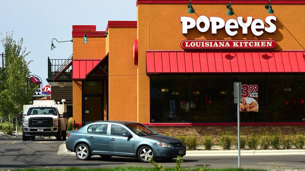 Popeyes Kitchen