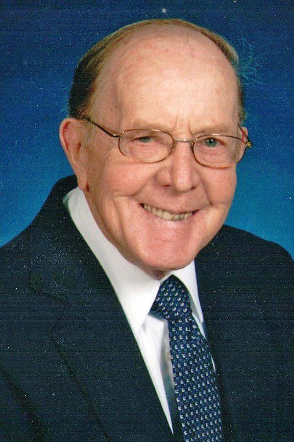 John Wallace 'Duke' Restad