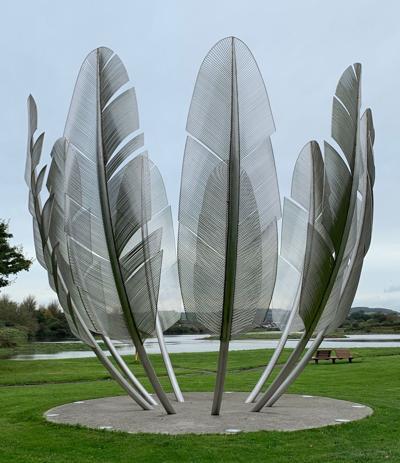 Kindred Spirits Sculpture