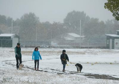 Centennial Dog Park fundraiser kickoff