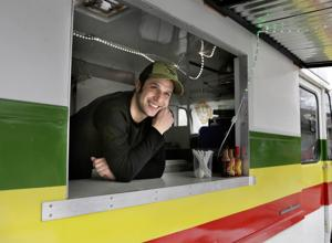 Ninja Mike's: Local food truck vendor teams with wife to create fundraising hype video