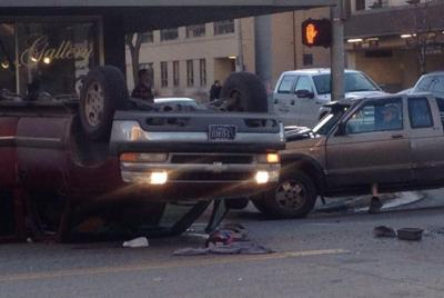 Downtown rollover