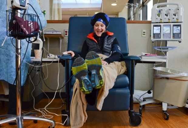 Cold Cap Designed To Help Chemo Patients Retain Hair