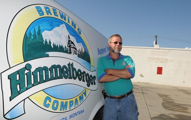 Dennis Himmelberger is remodeling a building jpg