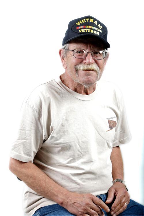Vietnam veteran Kelly Besel