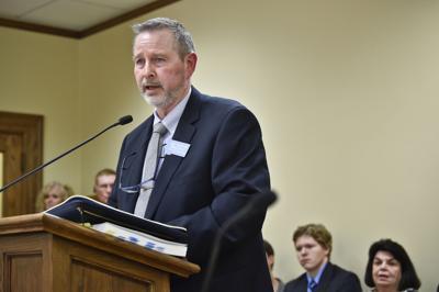 Jeff Mangan, Commissioner of Political Practices
