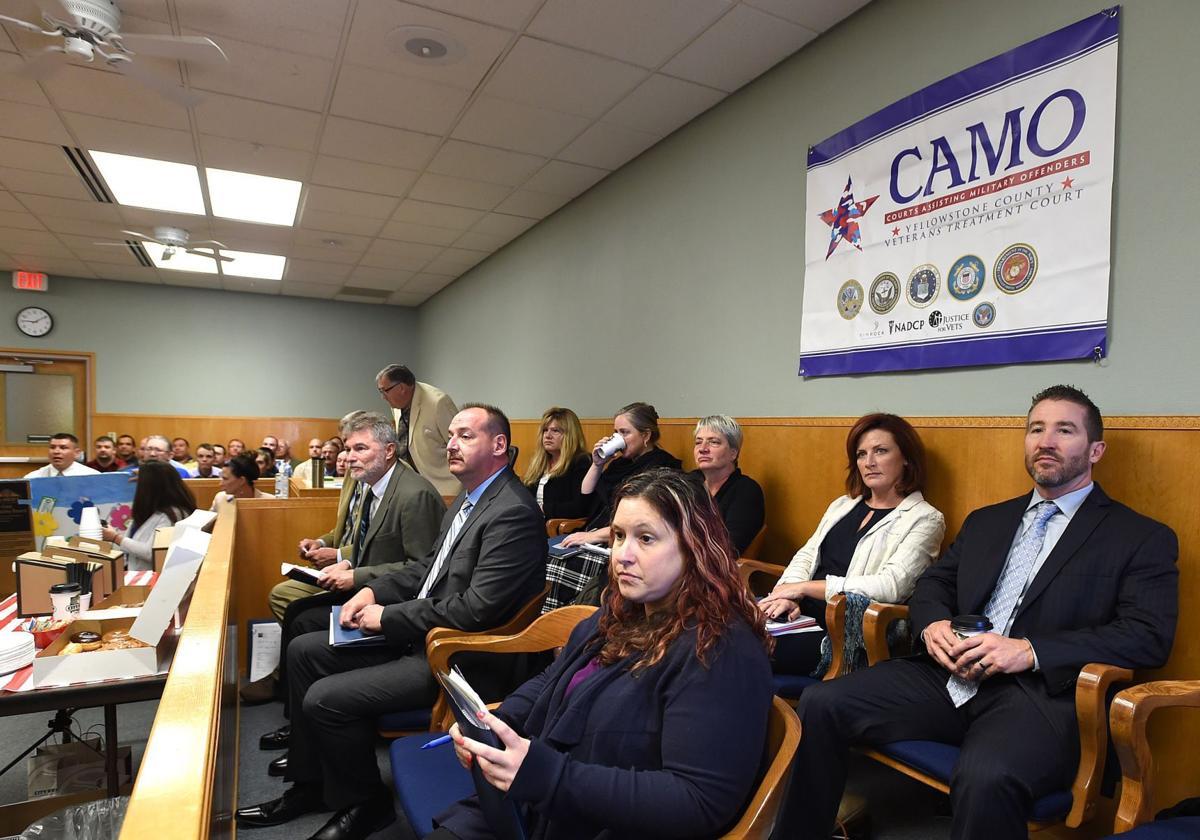 CAMO Treatment court