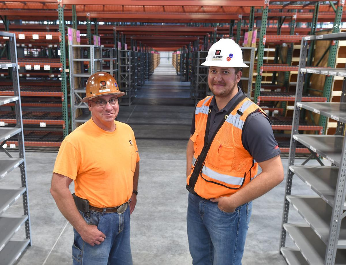 Northwest Pipe Fittings moves to new 105,000-square-foot building
