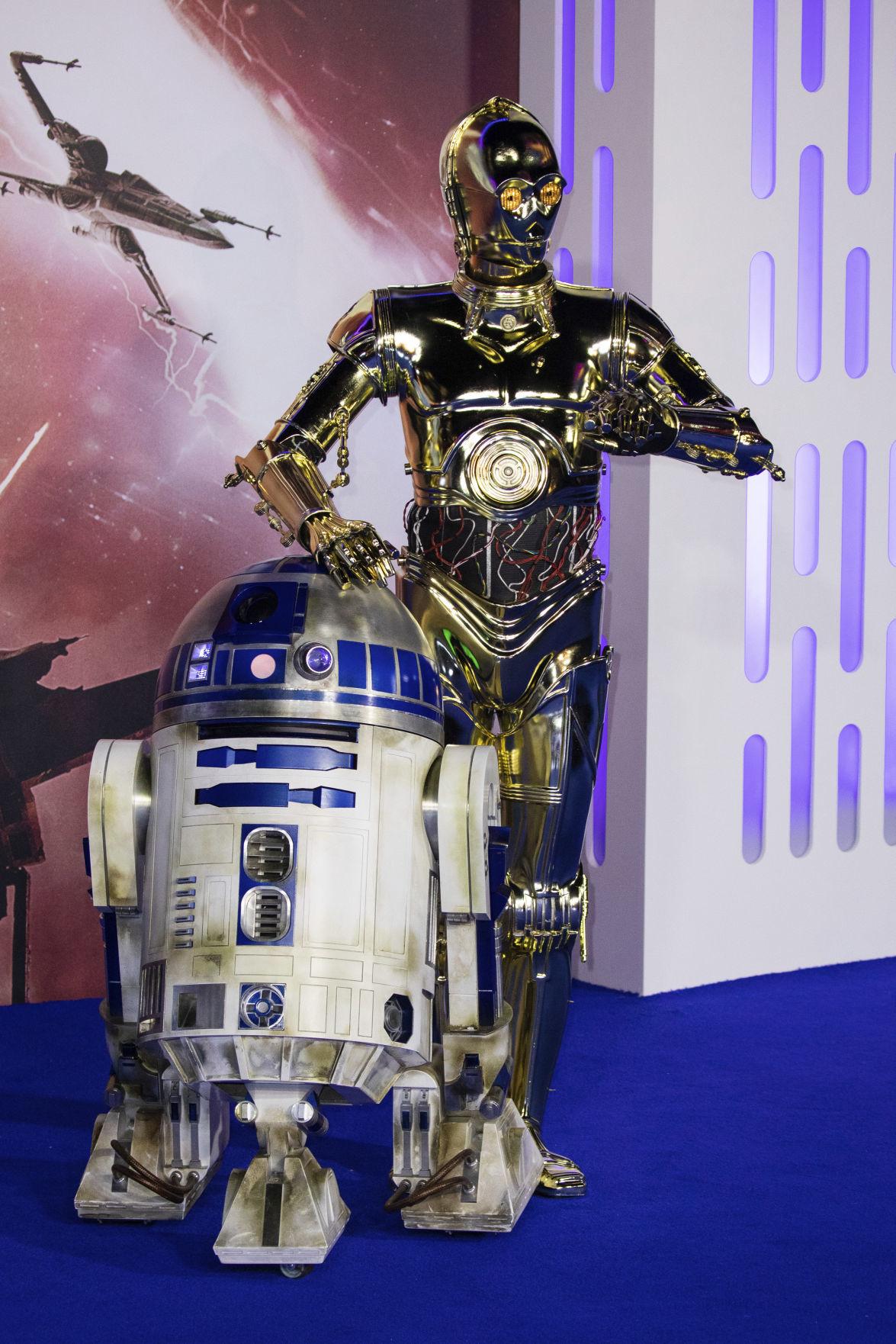 Britain Star Wars: The Rise of Skywalker Premiere