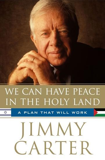Carter sees the way toward peace